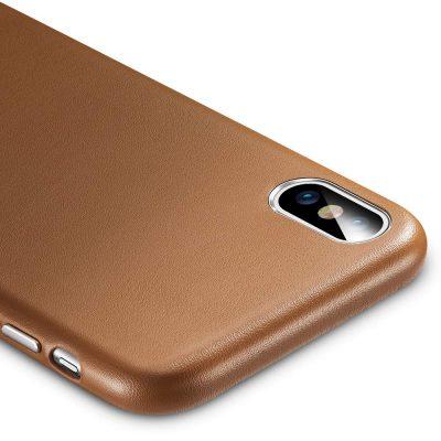 iPhone XS Max Metro Premium Leather Case 1