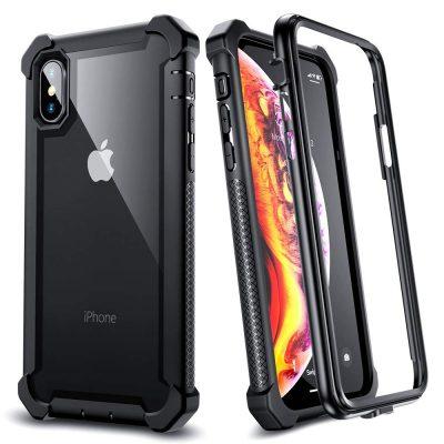 iPhone XS X Bastion Hybrid Tough Case