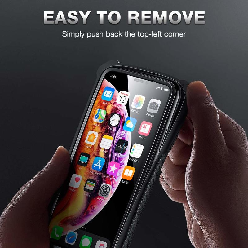 iPhone XS X Bastion Hybrid Tough Case2