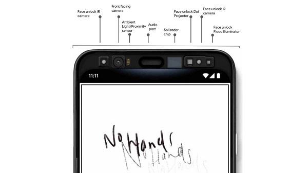 google pixel 4 front sensors 1200x675
