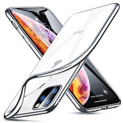 iPhone 11 Pro Essential Crown Slim Clear Case 2