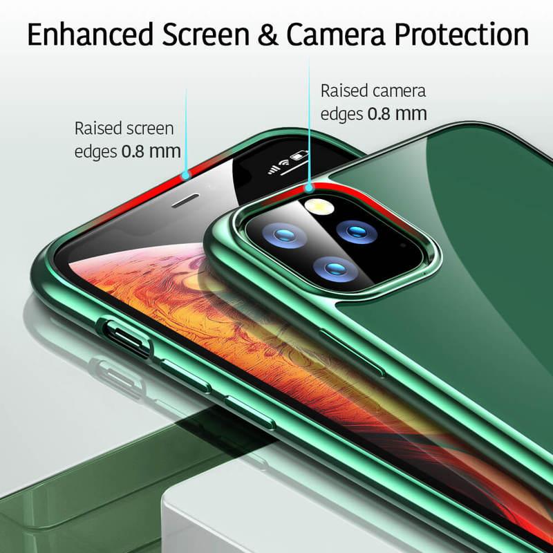iPhone 11 Pro Essential Crown Slim Clear Case 5