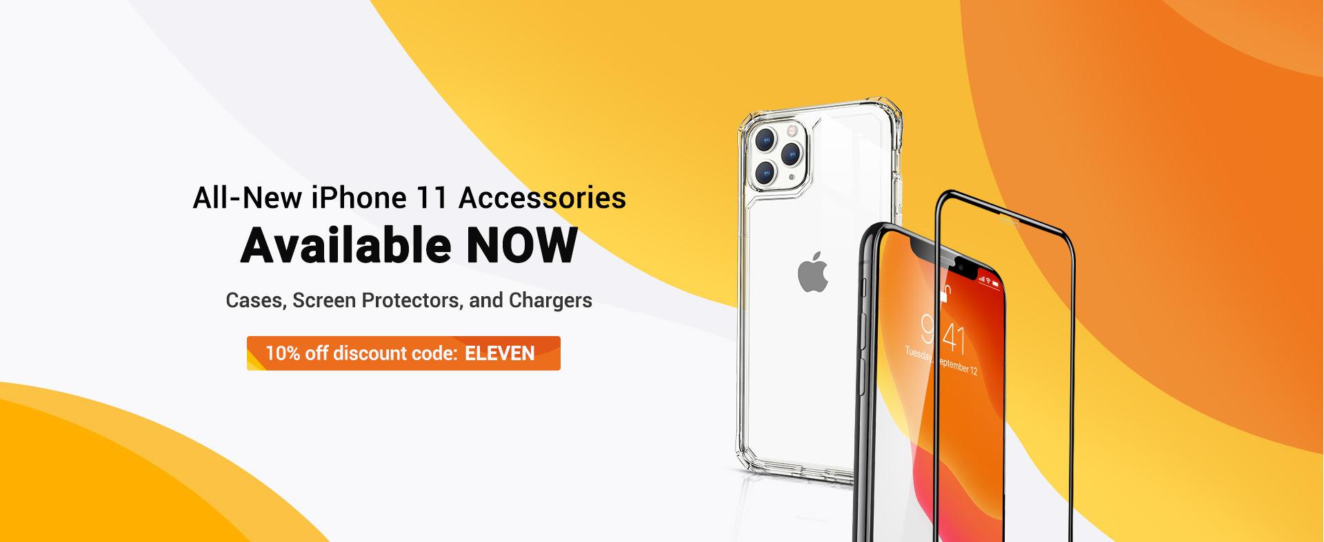 2019 iPhone 11 accessories