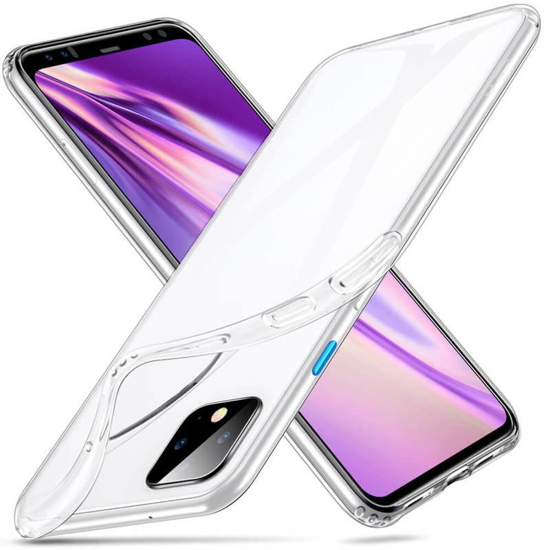 Pixel 4 Essential Zero Slim Clear Soft TPU Case