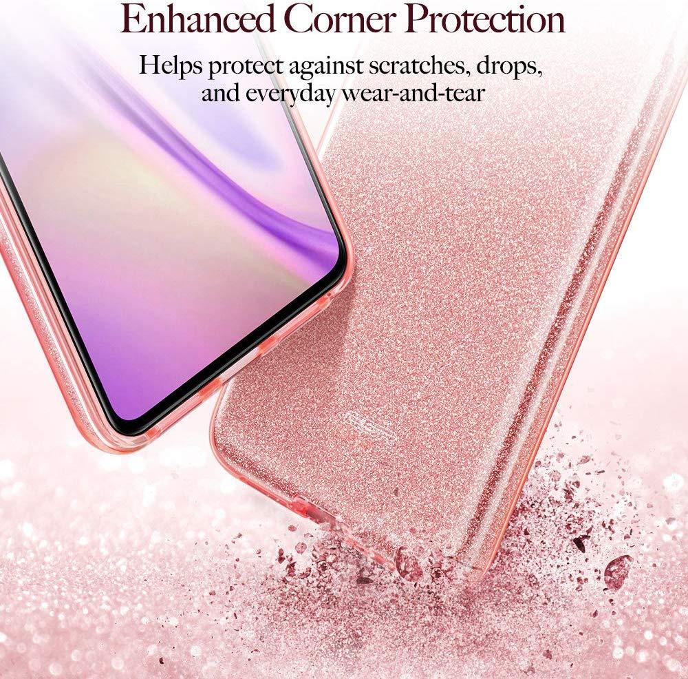 Pixel 4 Makeup Glitter Case 7