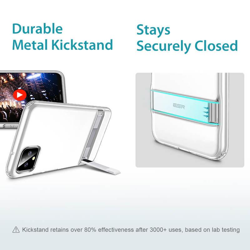 Pixel 4 Metal Kickstand Case 8