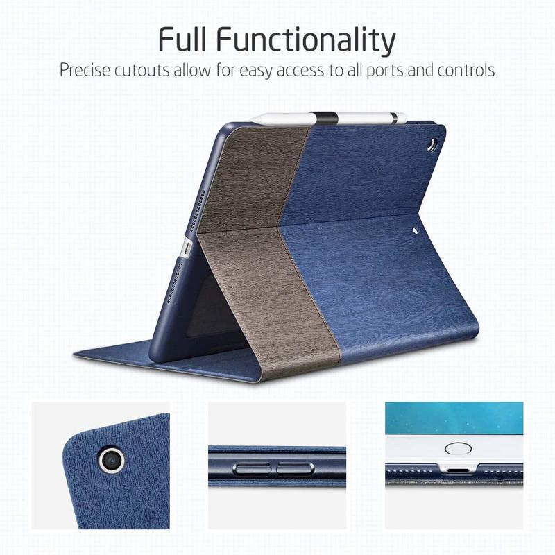 iPad 10.2 2019 Urban Premium Folio Case 8