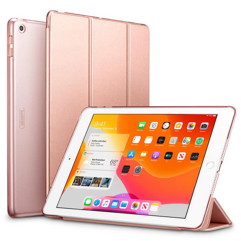 iPad 10.2 2019 Yippee Trifold Smart Case 1