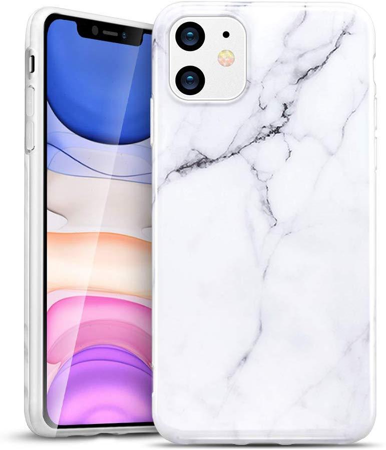 iPhone 11 Marble Slim Soft Case 2