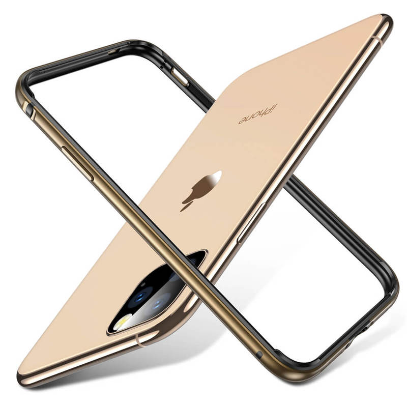 iPhone 11 Pro Crown Metal Bumper Case 2
