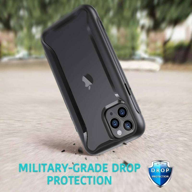 iPhone 11 Pro Max Hybrid Armor 360 Case 8