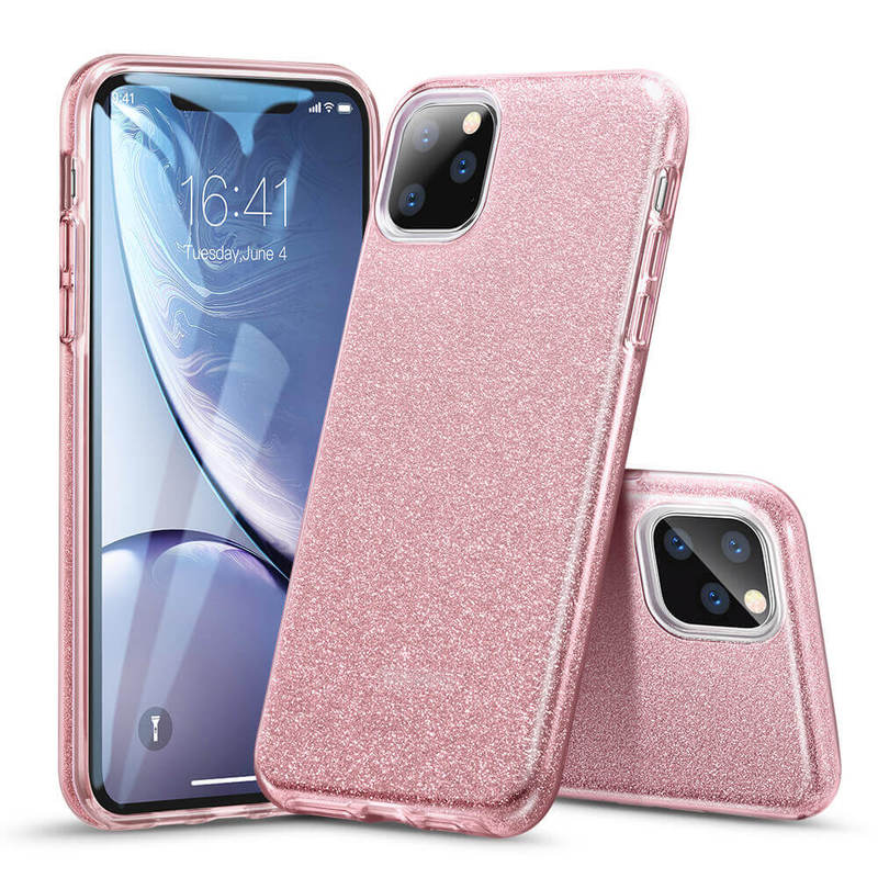 iPhone 11 Pro Max Makeup Glitter Case 5