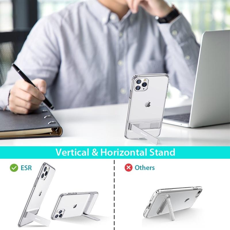iphone 11 pro max metal kickstand case 2