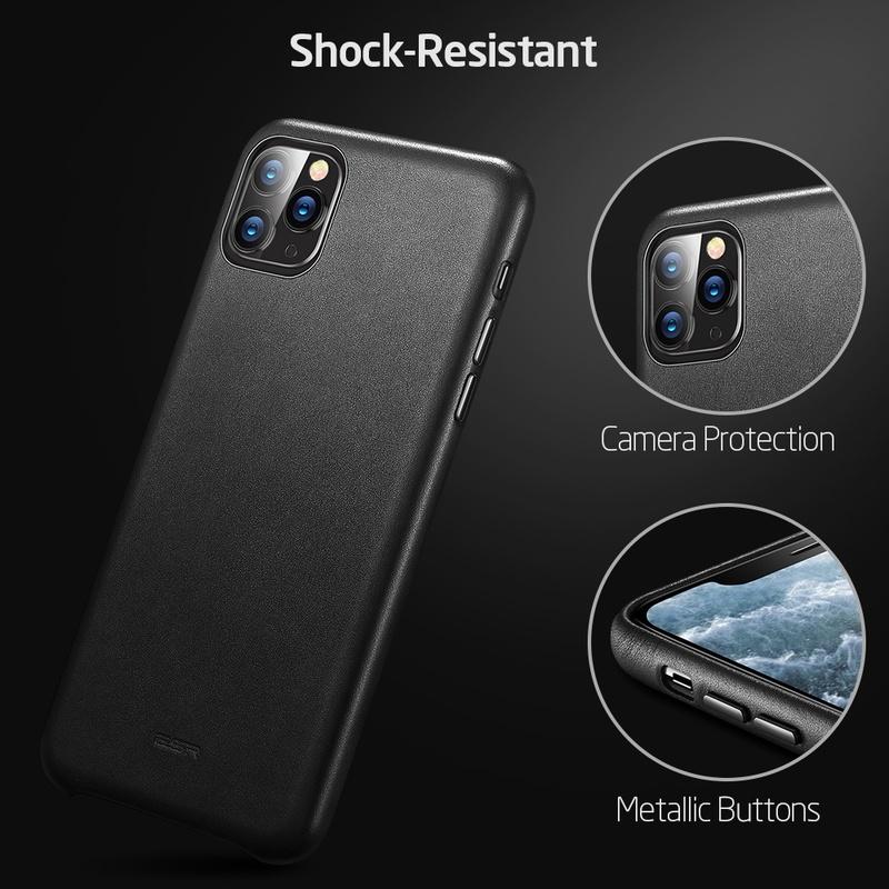 iphone 11 pro max metro premium leather case 6