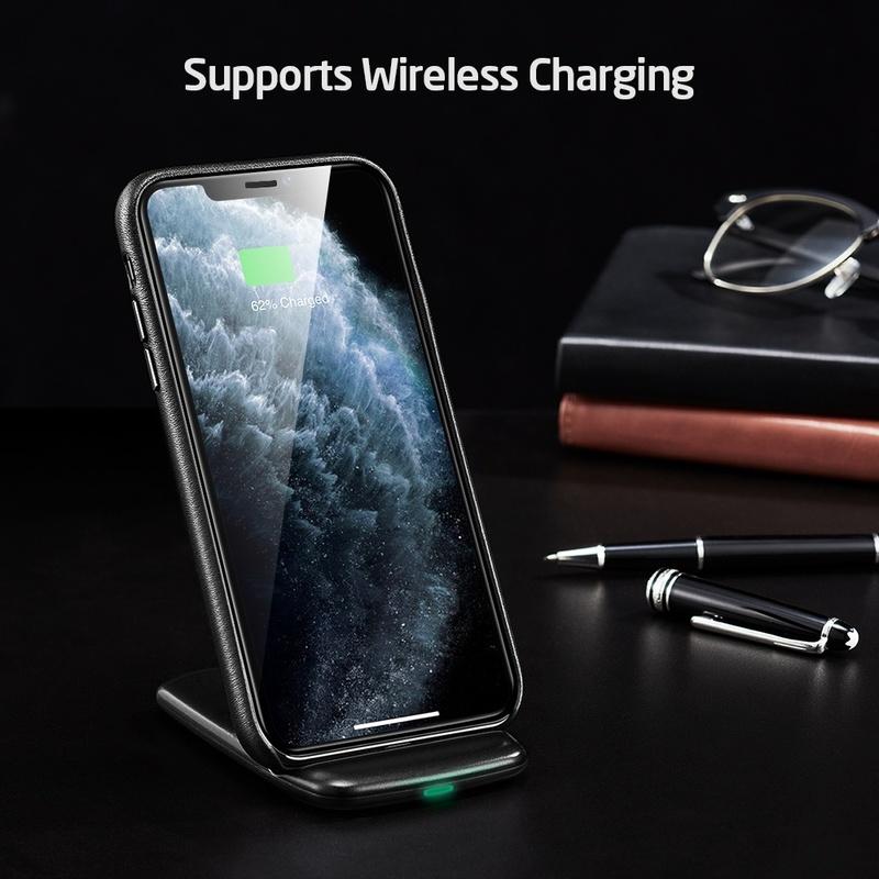 iphone 11 pro max metro premium leather case 8