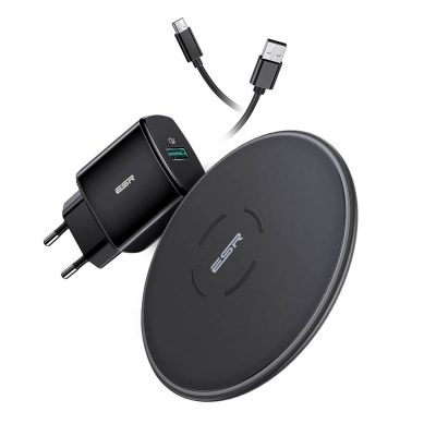 7.5W10W Wireless Charging Set EU Plug