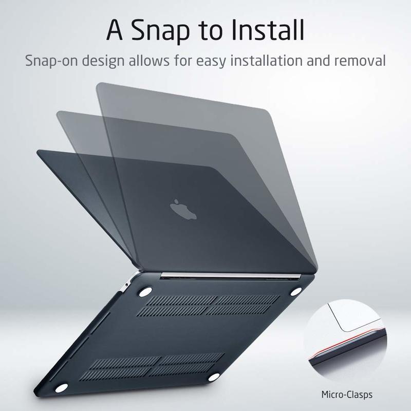 MacBook Air 13″ A1932 Hardshell Laptop Case 3