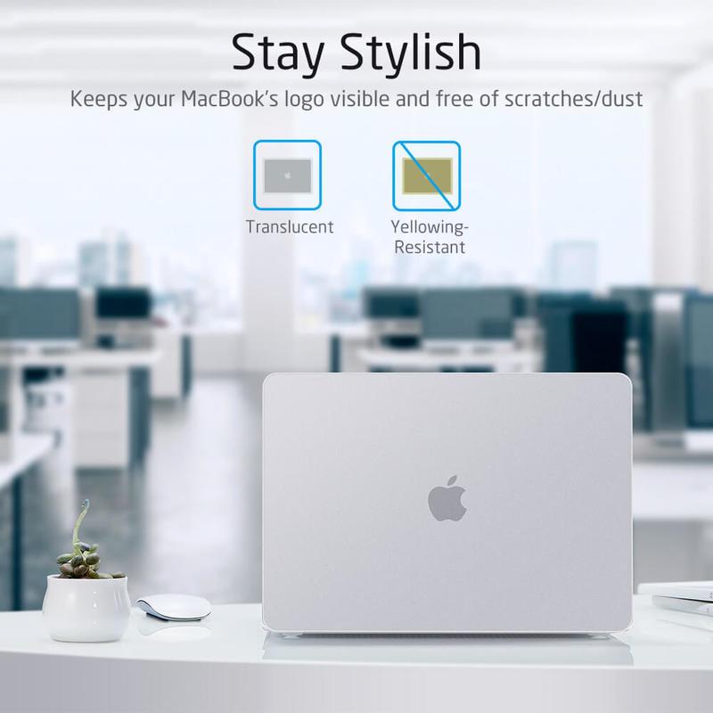 MacBook Pro 13.3″ Hardshell Laptop Case 10