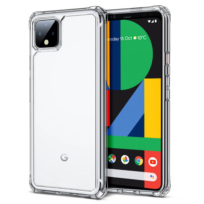 Pixel 4 XL Air Armor Clear Case 1