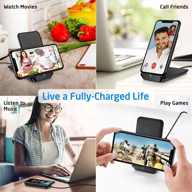 Shift Wireless Charger 10W7.5W5W 2