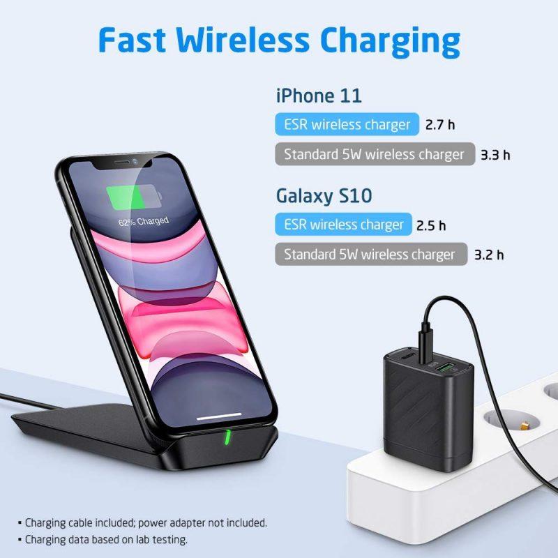 Shift Wireless Charger 10W7.5W5W 5