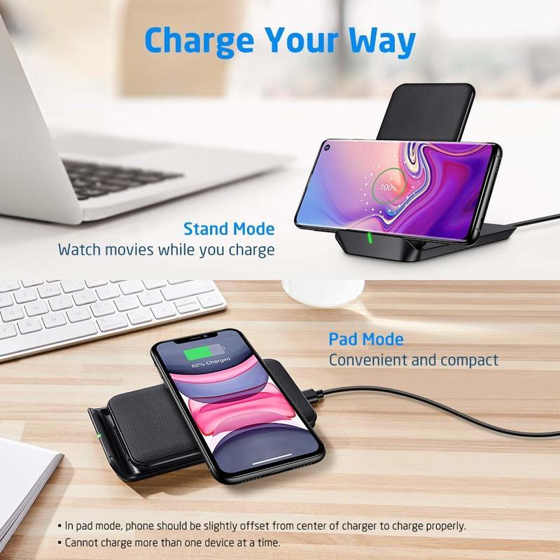 Shift Wireless Charger 10W7.5W5W 7