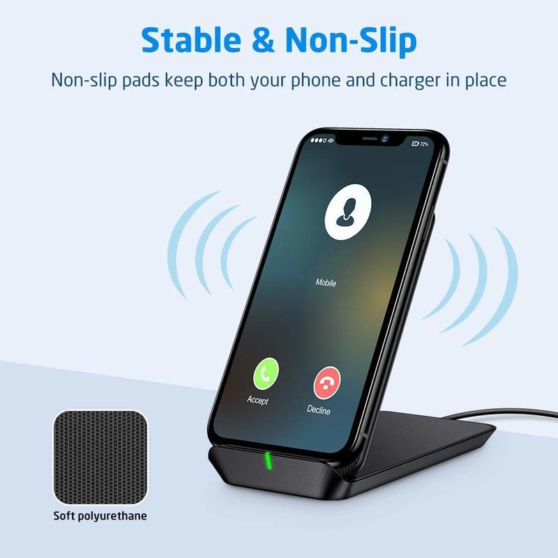 Shift Wireless Charger 10W7.5W5W 8