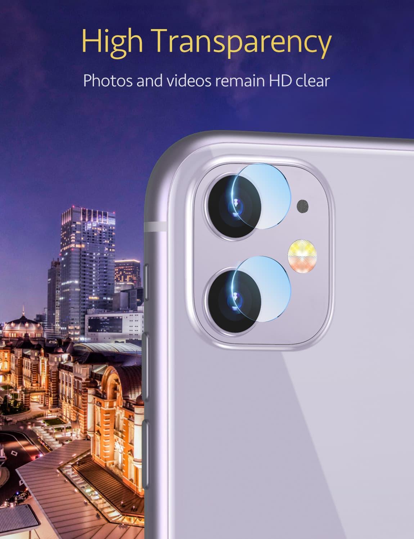 iPhone 11 Camera Lens Protector