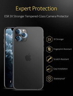 iPhone 11 Pro11 Pro Max Camera Lens Protector 9