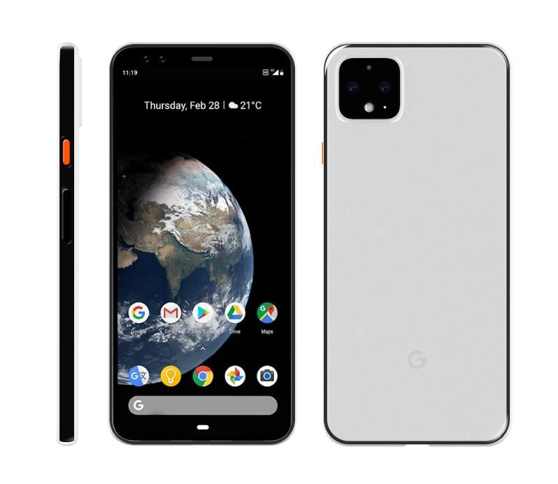 MNML Google Pixel 4 XL Case