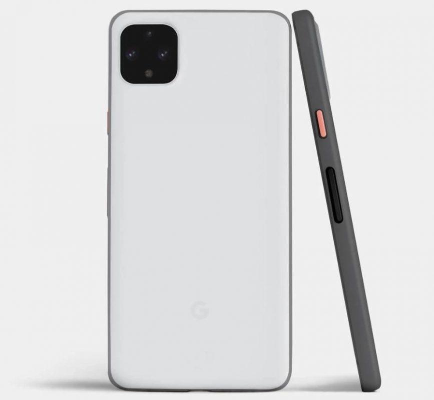 Thin Pixel 4 XL Case