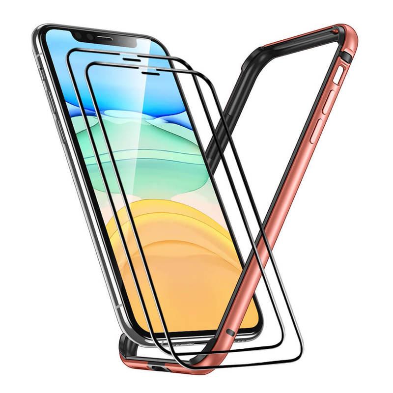 iPhone 11XR Low Profile Protection Bundle 1