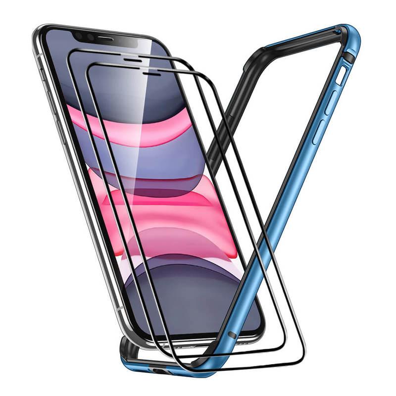 iPhone 11XR Low Profile Protection Bundle 4