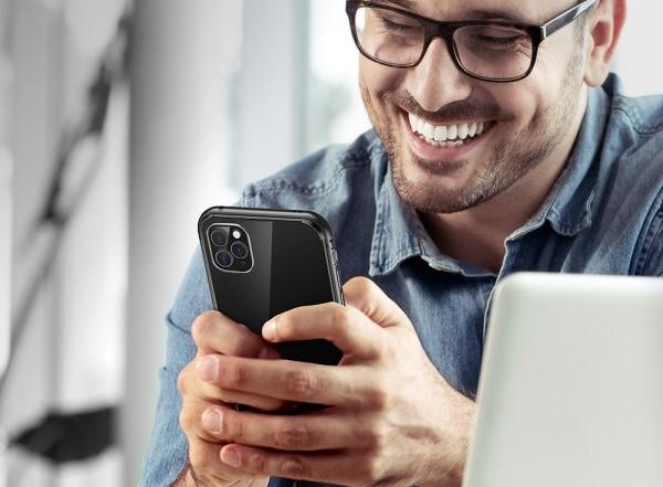 iphone 11 pro max crown metal bumper case 8