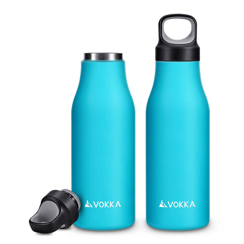 VOKKA Stainless Steel Water Bottle 3