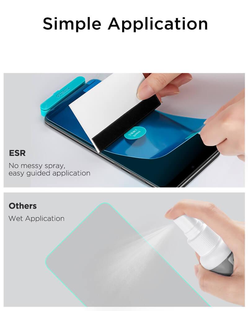 Galaxy S20 Liquid Skin Full Coverage Screen Protector 3