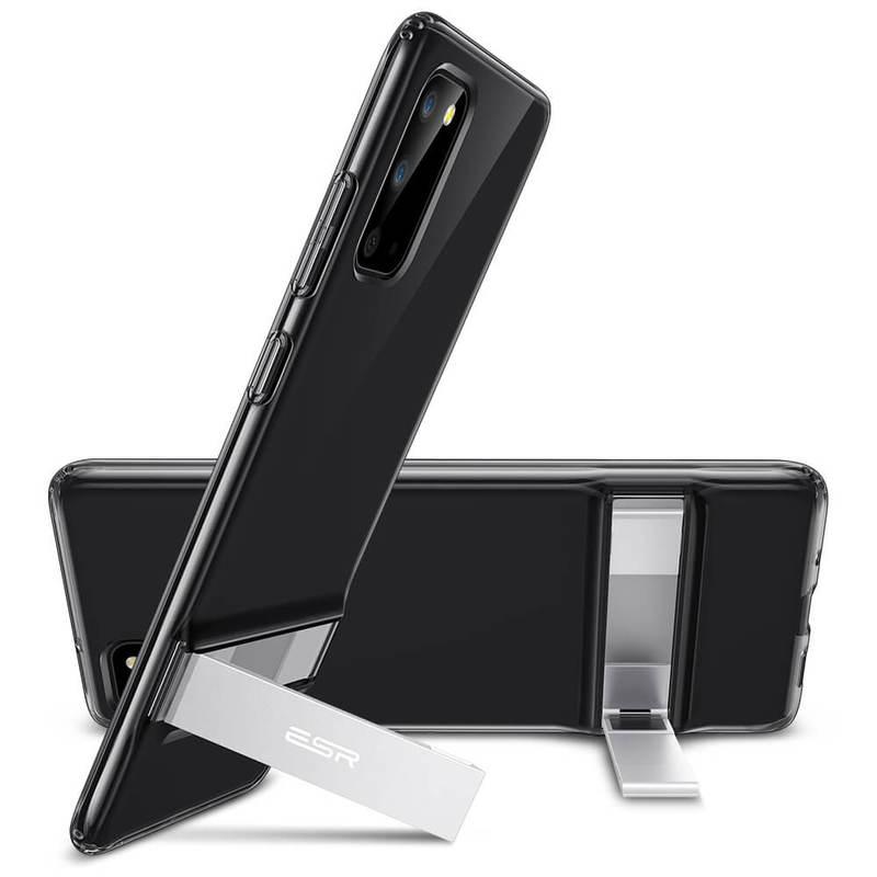 Galaxy S20 Metal Kickstand Phone Case 1 1