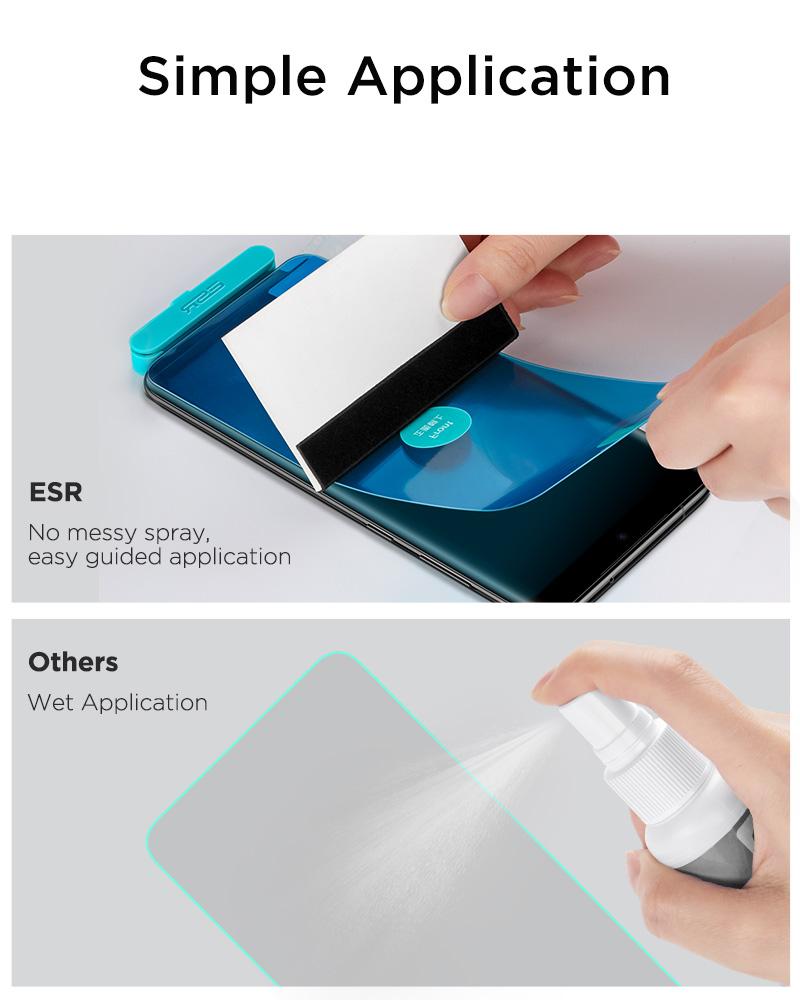 Galaxy S20 Plus Liquid Skin Full Coverage Screen Protector 4