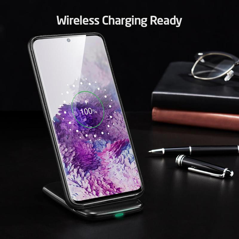Galaxy S20 Plus Metro Premium Leather Phone Case 1