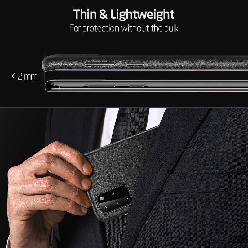 Galaxy S20 Plus Metro Premium Leather Phone Case 3