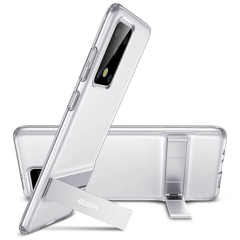Galaxy S20 Ultra Metal Kickstand Phone Case 2