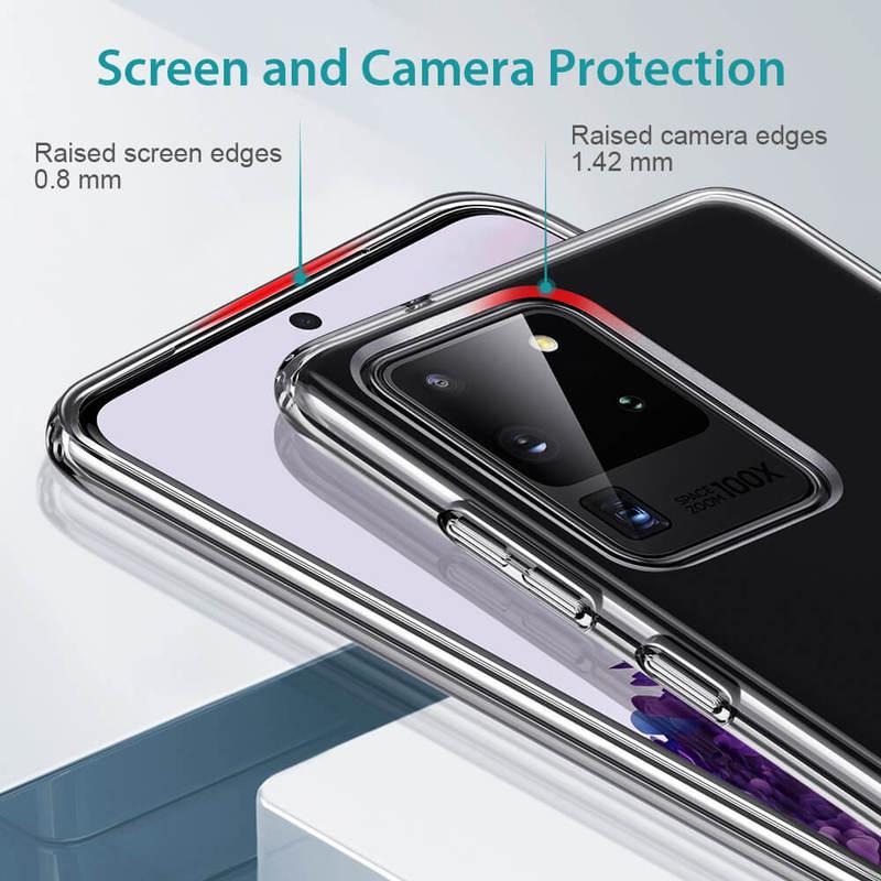 Galaxy S20 Ultra Metal Kickstand Phone Case 7
