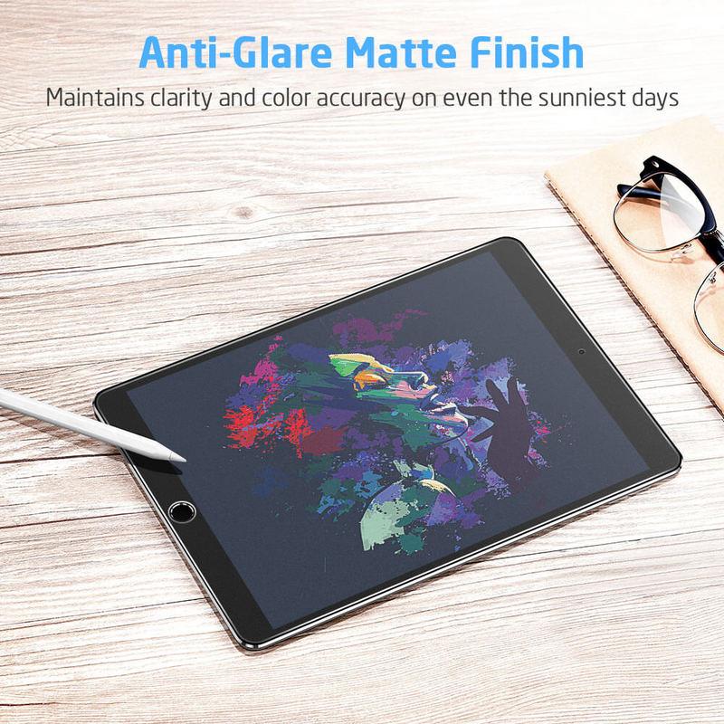 iPad AirAir 2iPad Pro 9.7iPad 9.7 20182017 Paper Like Screen Protector 5