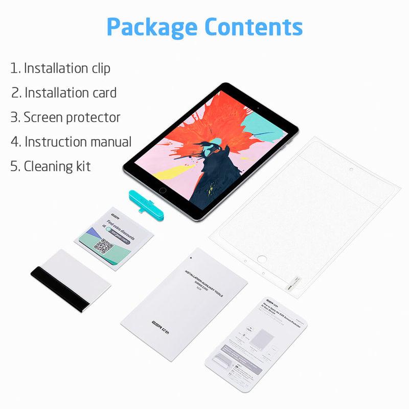 iPad AirAir 2iPad Pro 9.7iPad 9.7 20182017 Paper Like Screen Protector 8