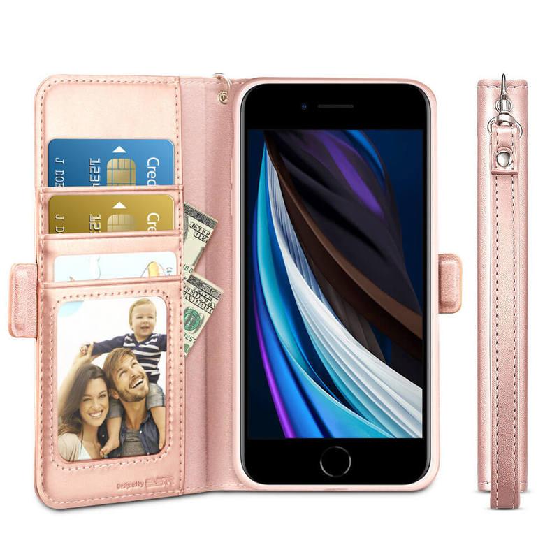iPhone SE 202087 Flip Wallet Case