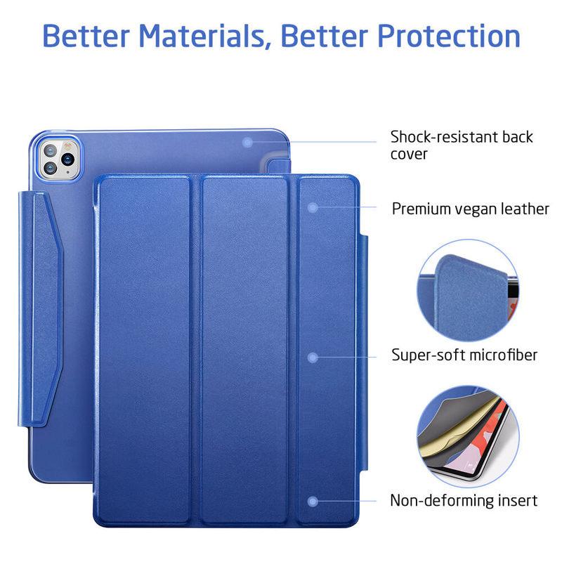 iPad Pro 11 2020 Yippee Trifold Hard Smart Case 1