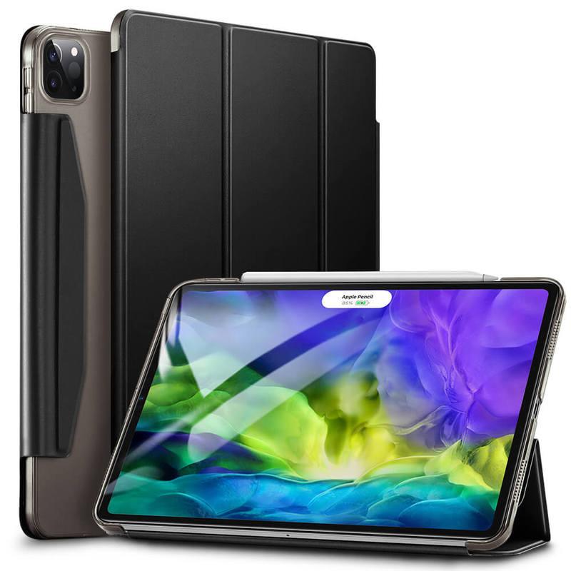 iPad Pro 11 2020 Yippee Trifold Hard Smart Case 2 2