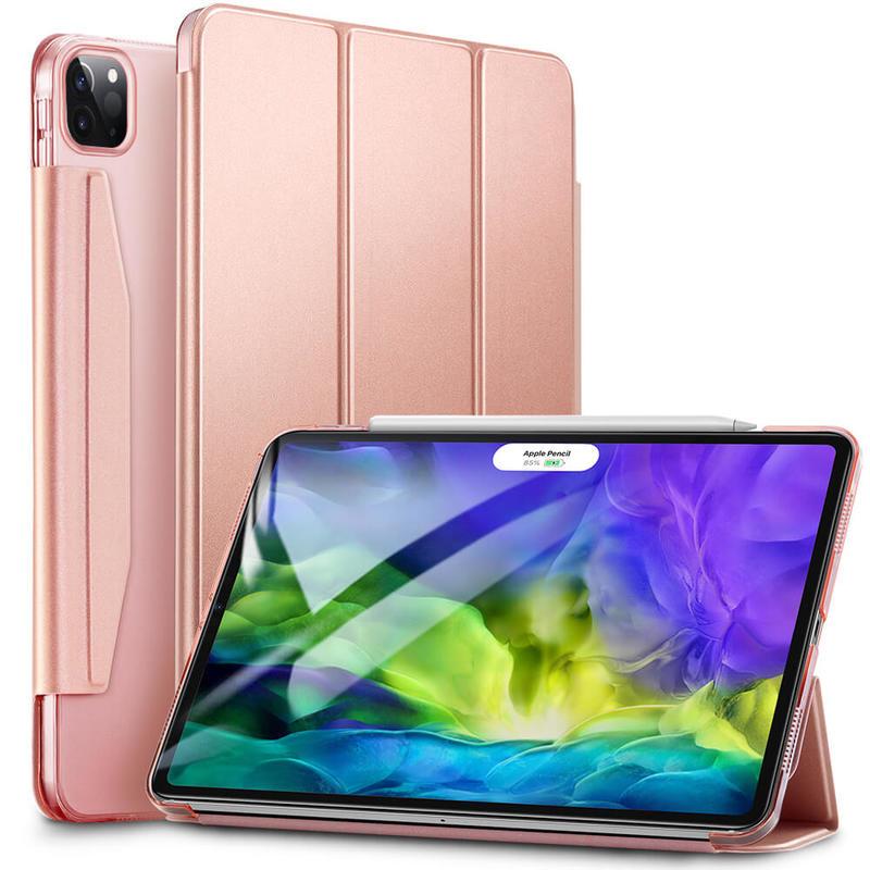 iPad Pro 11 2020 Yippee Trifold Hard Smart Case 3 2