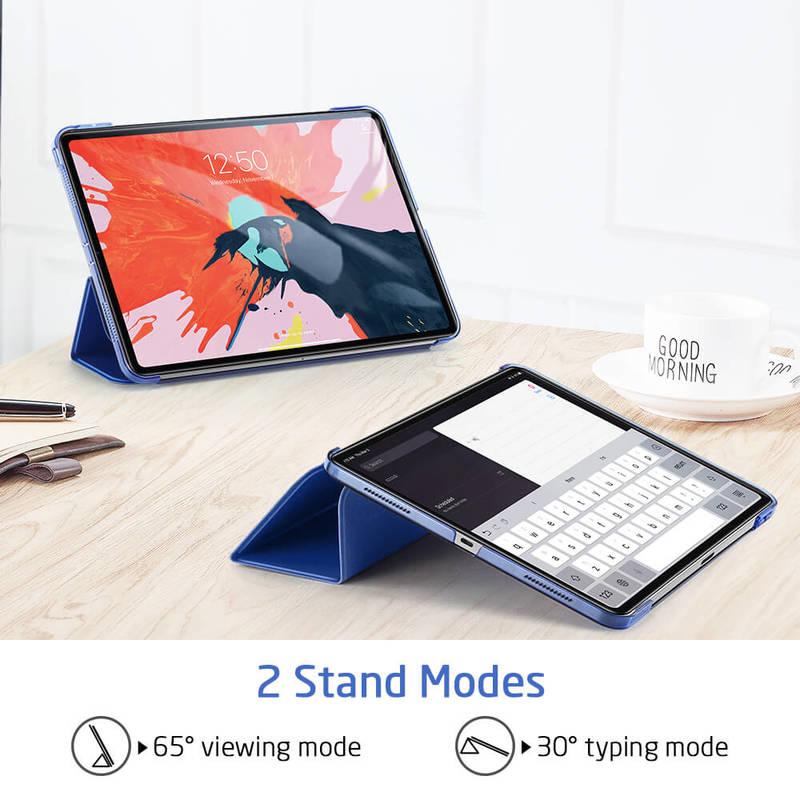 iPad Pro 11 2020 Yippee Trifold Hard Smart Case 5