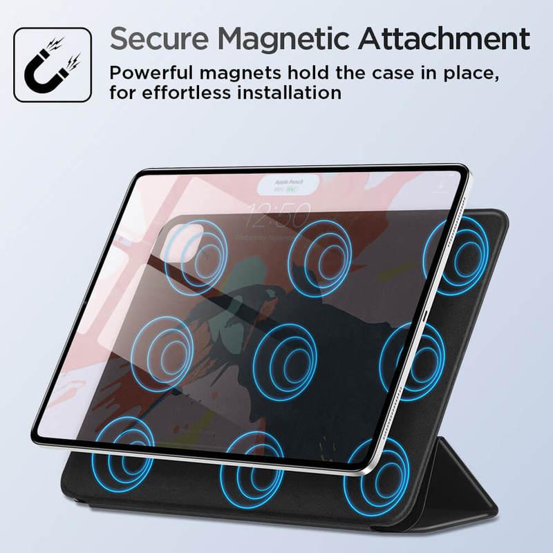 iPad Pro 12.9 2020 Rebound Magnetic iPad Pro Case 6